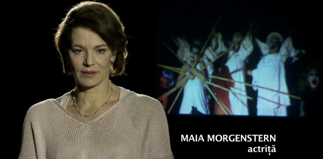 Maia Morgenstern, Ada Milea şi Alexandru Dabija îşi arată sprijinul pentru cele mai bune actriţe