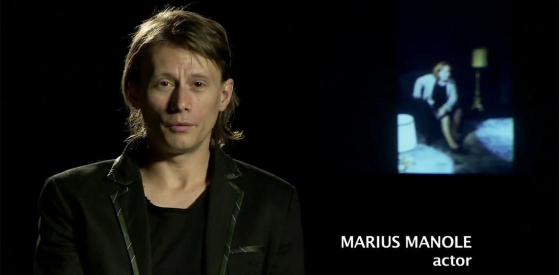 Marius Manole, Raluca Aprodu şi Tudor Giurgiu susţin actriţele nominalizate pentru rol secundar