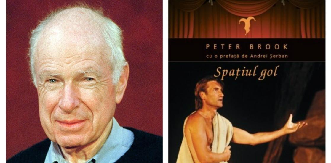 Peter Brook sau teatrul care o ia mereu de la capăt