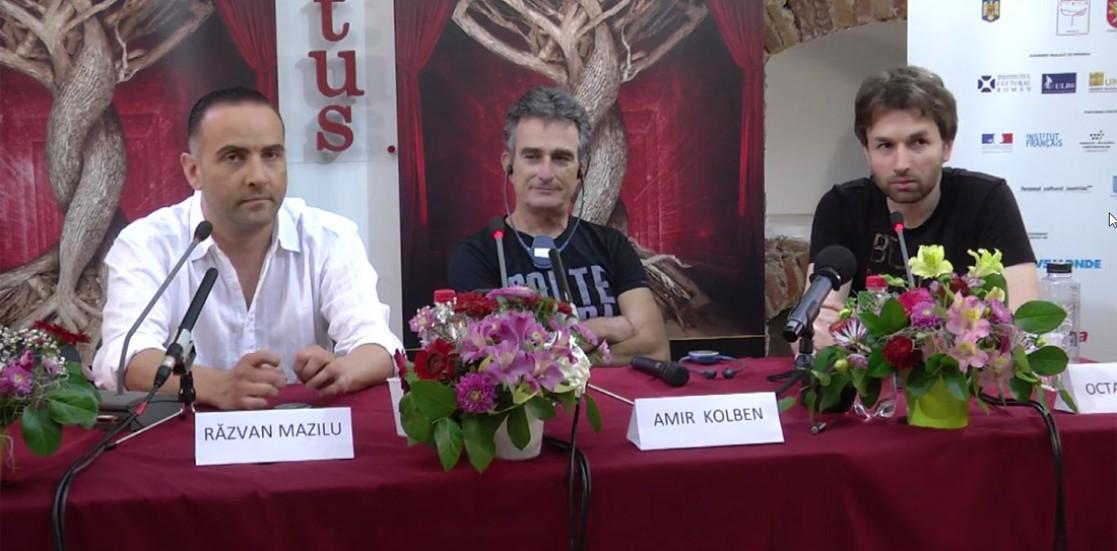 """(Română) Răzvan Mazilu explică de ce este """"West Side Story"""" manifestul unei generații"""