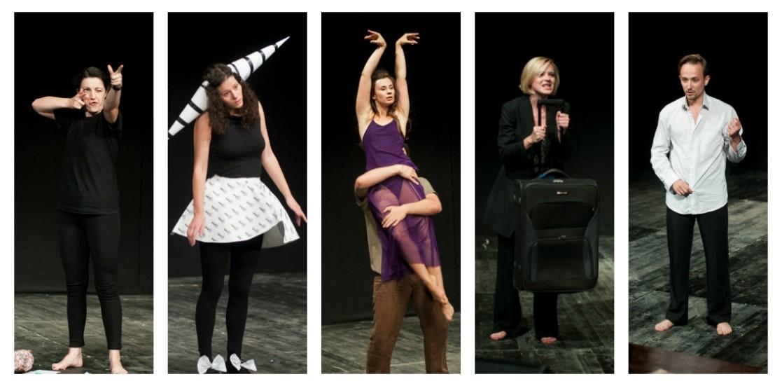 Cinci tineri actori în căutarea a trei răspunsuri la Gala HOP