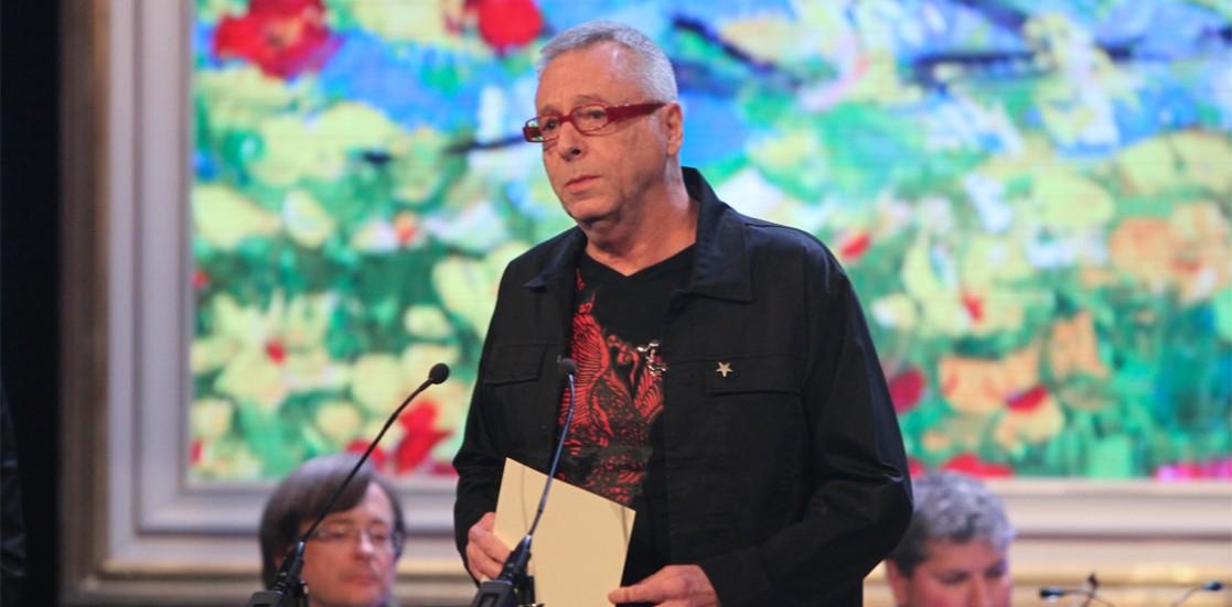 """Gigi Căciuleanu: """"Unui tânăr artist nu trebuie să-i lipsească originalitatea şi sinceritatea"""""""