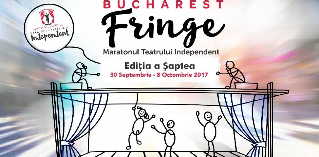 Începe Festivalul Bucharest Fringe – Maratonul Teatrului Independent