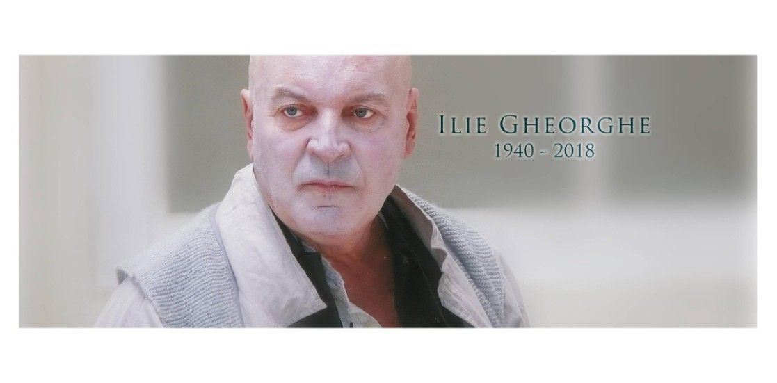In memoriam ILIE GHEORGHE 1940-2018