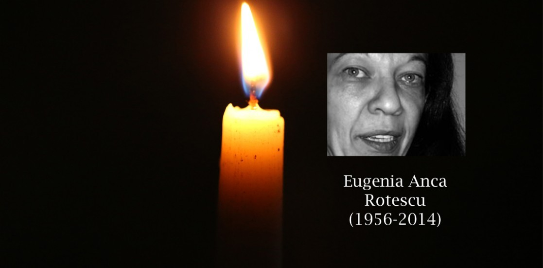 Comemorare Eugenia Anca Rotescu