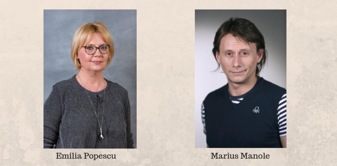 """AMBASADORII CAMPANIEI NAȚIONALE """"ARTIŞTII PENTRU ARTIŞTI"""" 2019"""