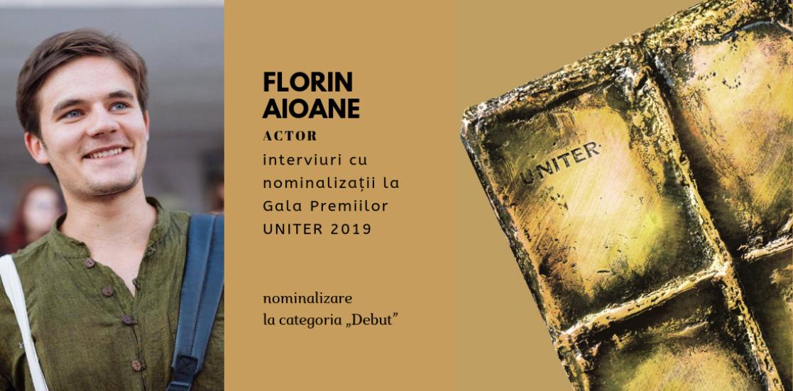 """Florin Aioane: """"Sunt sigur că e o oportunitate care-mi va spori vizibilitatea"""""""