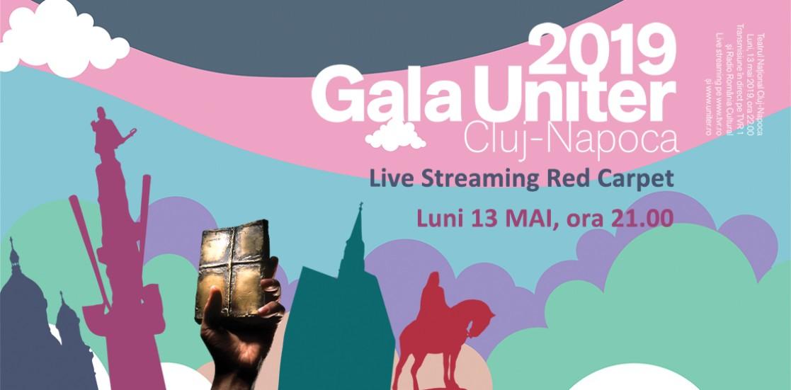 (Română) Gala Premiilor UNITER 2019. LIVE de pe covorul roșu de la Teatrul Național Cluj-Napoca
