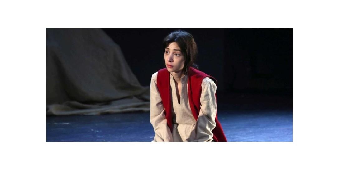 """Alexandra Sălceanu, actriță: """"Avem nevoie de teatru"""""""