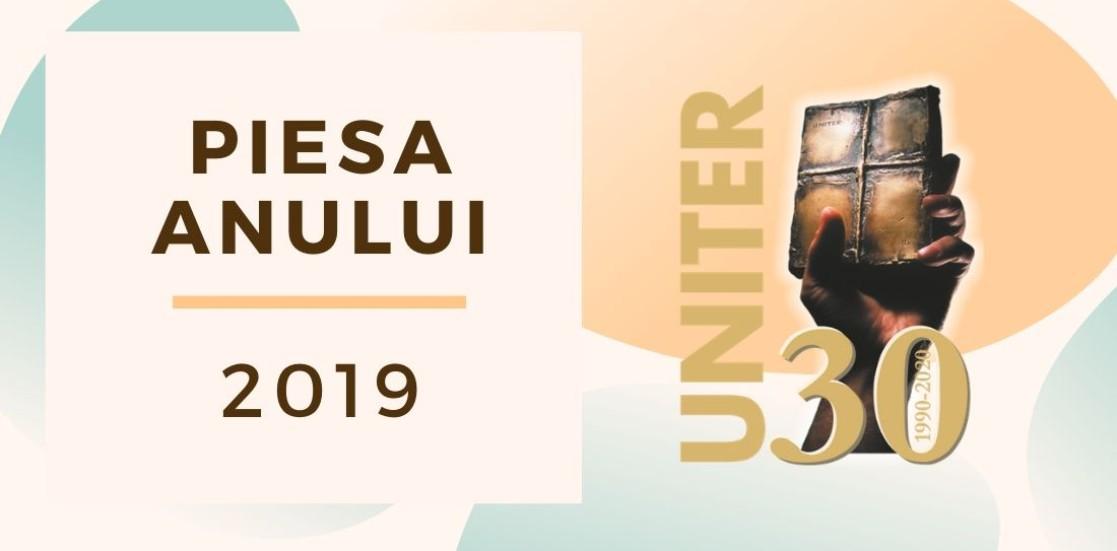 """(Română) Rezultatele concursului de dramaturgie """"Cea mai bună piesă românească a anului 2019"""" – un proiect al UNITER"""