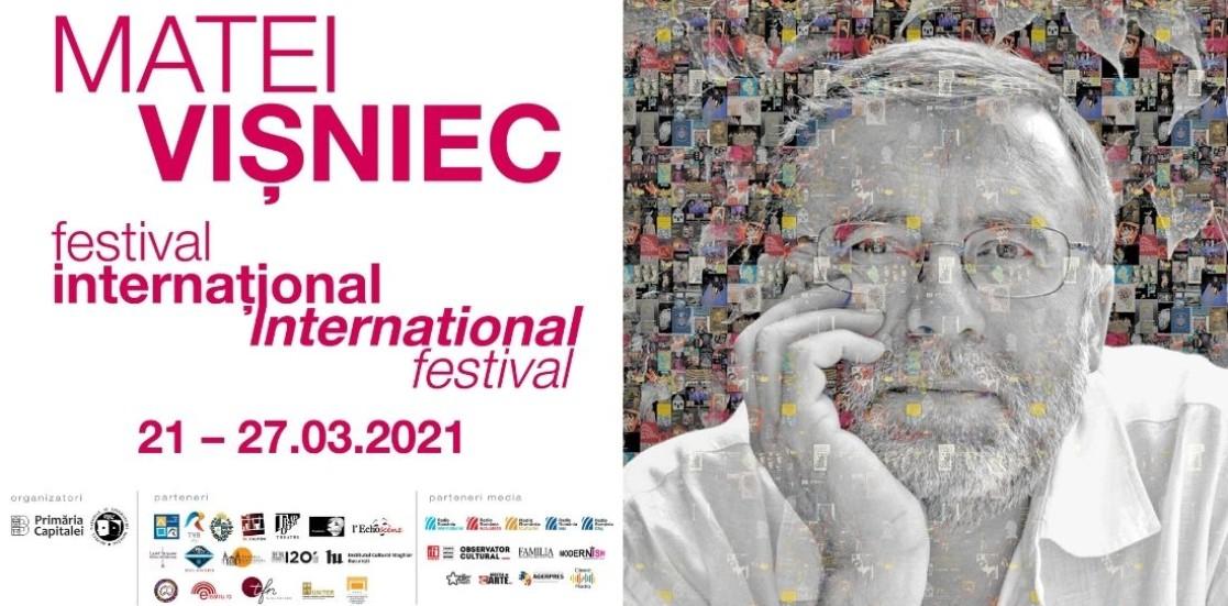 "Festivalul Internațional ""Matei Vișniec"" | 21 – 27 martie 2021"