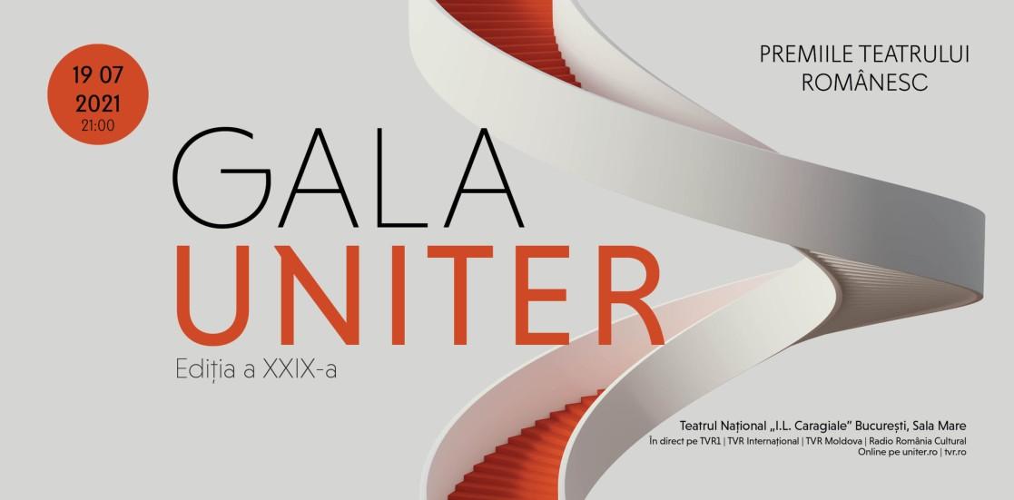 PARIAZĂ PE GALA PREMIILOR UNITER 2021, ediția a 29-a
