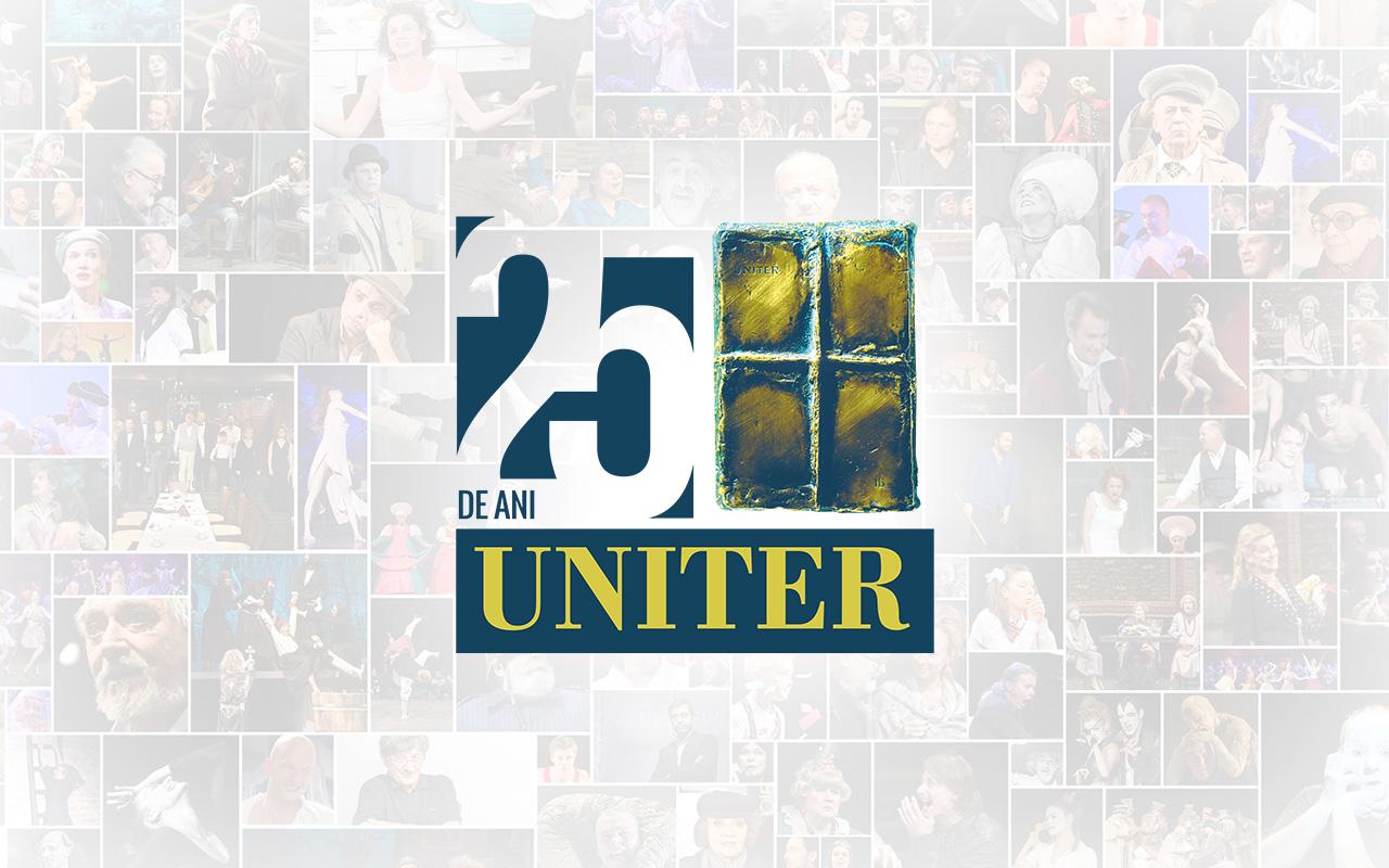 Spectacolul Galei Premiilor UNITER