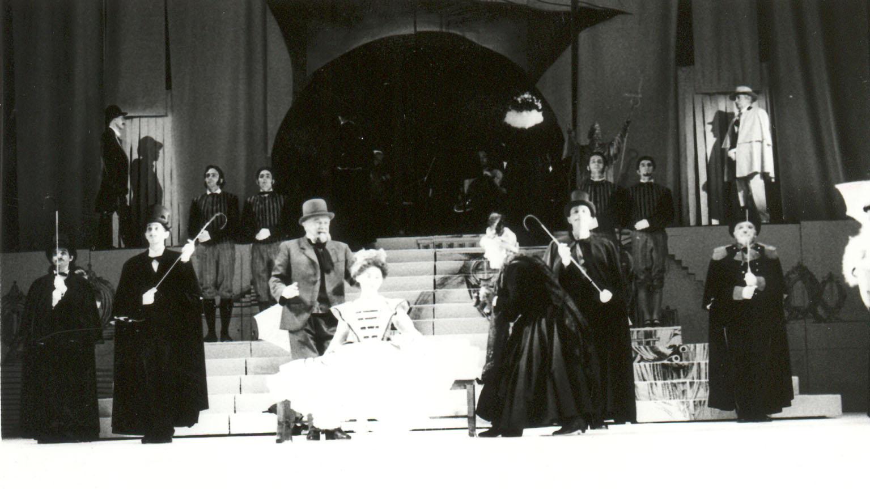 Opereta de Witold Gombrowicz