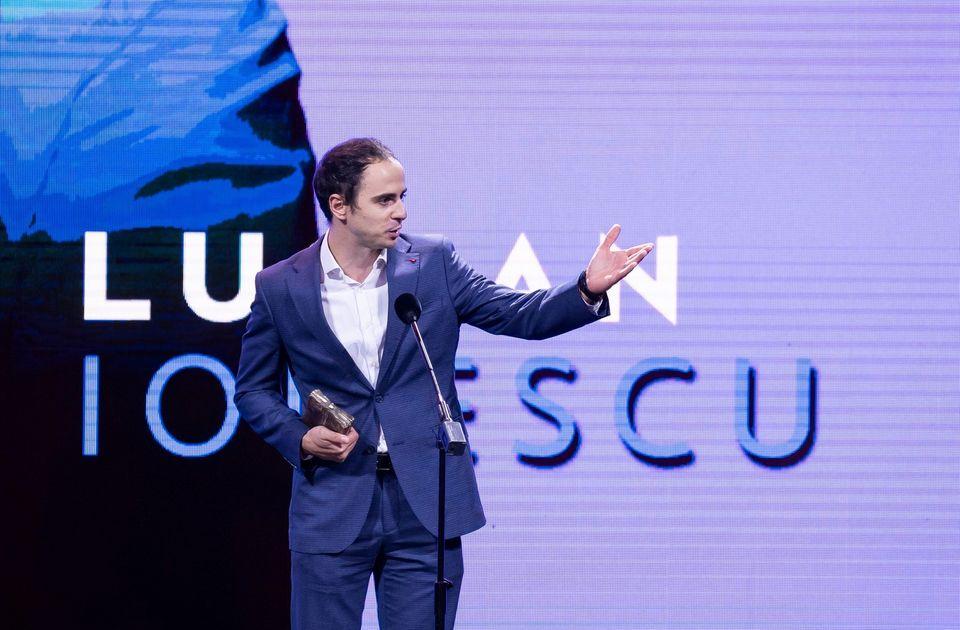 Lucian Ionescu. Foto: Andrei Gîndac