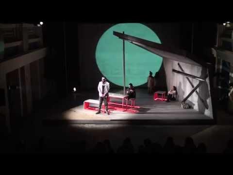 """Incendii"", un spectacol de Radu-Alexandru Nica"