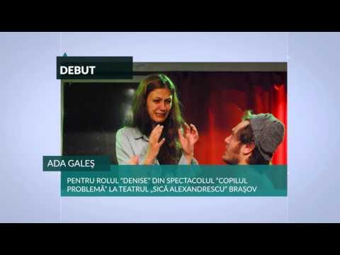 Debut. Gala Premiilor UNITER 2016