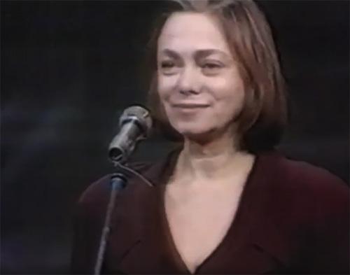Momente de aur din Galele Premiilor UNITER. Discursul Valeriei Seciu, din 1996